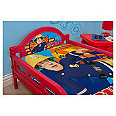 Character World Fireman Sam Toddler Bed