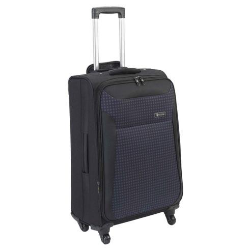 Revelation by Antler Nexus 4-Wheel Suitcase, Black Medium