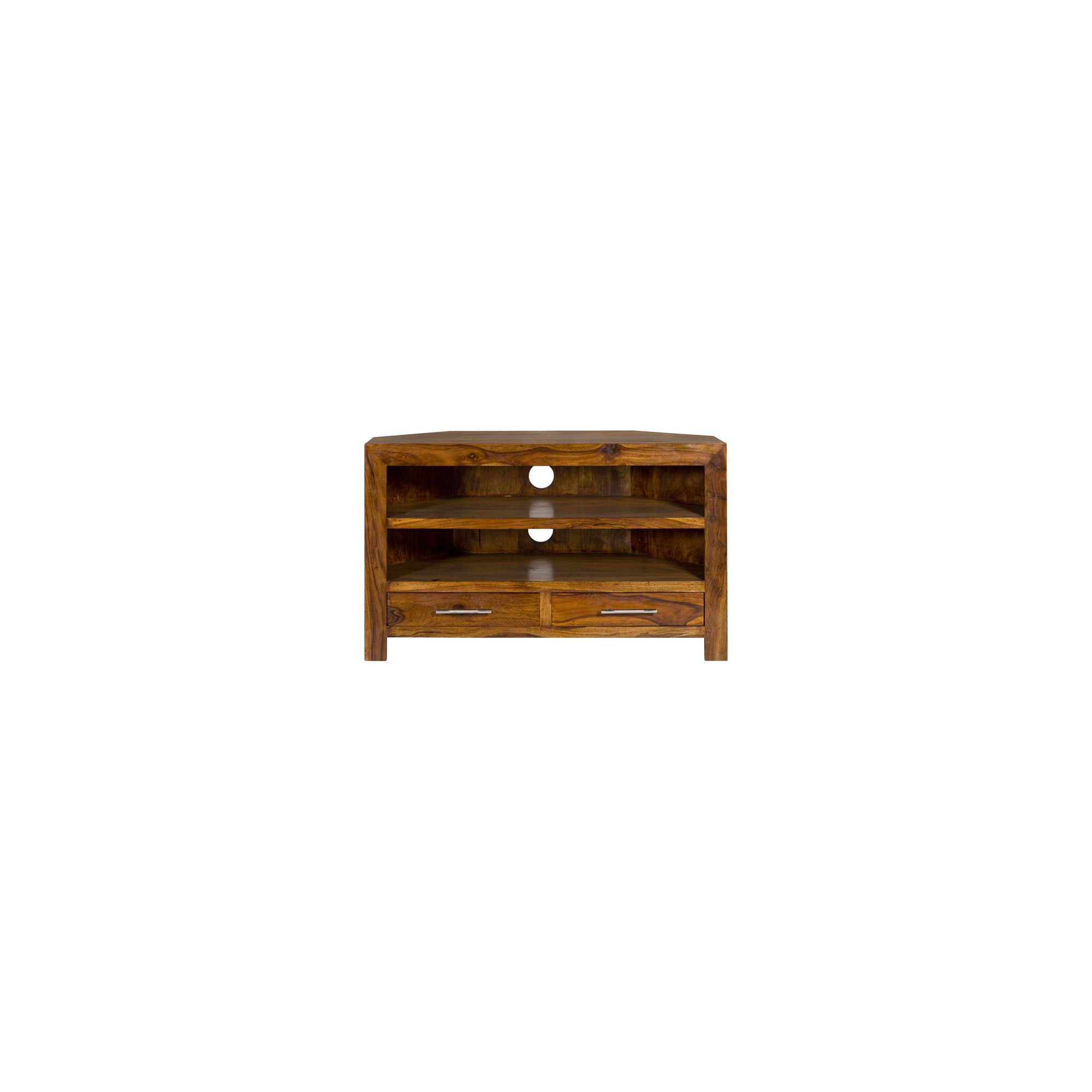 Elements Cubex Petite Corner TV Cabinet at Tesco Direct