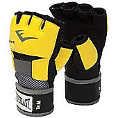 Everlast Evergel Handwrap Boxing Glove - Yellow