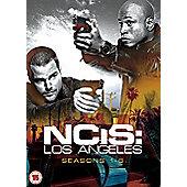 NCIS: Los Angeles: Season 1-6 DVD