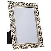 Tesco Diamante Frame 4x6 Bronze