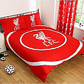 Liverpool Double Duvet - Bullseye
