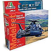 RAH-66 Comanche - 1:72 Scale - 71058 - Italeri