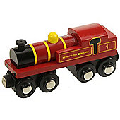 Bigjigs Rail BJT422 Heritage Collection Metropolitan
