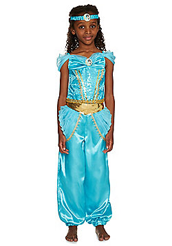 Disney Princess Jasmine Dress-Up Costume - 3-4 yrs