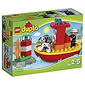 LEGO Duplo Town Fire Boat 10591