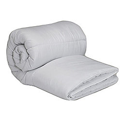 King Duvet 15 Tog Polycotton And Hollowfibre Filling