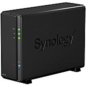 Synology DiskStation DS115/2TB-RED 1-Bay 2TB (1x2TB WD Red) Desktop NAS
