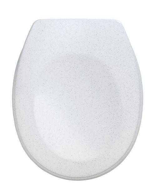 Wenko Bergamo Toilet Seat - 44cm
