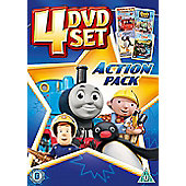 Hit Favourites - Action Pack (DVD Boxset)
