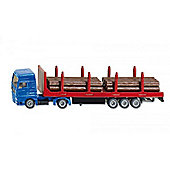Holz -Transport LKW - Log Transporter Truck -Toys - Siku