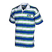 Official Rugby World Cup 2011 Sripe S/S Mens Polo Shirt - Multi