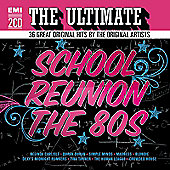 Ultimate School Reunion - The 80'S (2Cd)