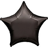 Black Star Balloon - 19' Foil (each)