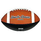 Midwest Touch Down Machine Sewn Junior American Football Game Ball