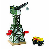 Thomas and Friends Wooden Railway Engine - Cranky The Crane