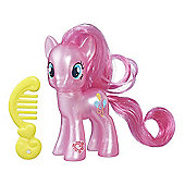 My Little Pony Figure - Crystal Pinkie Pie