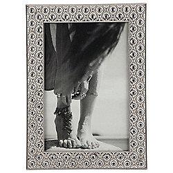 Tesco Diamante Frame 5x7 Silver