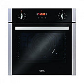 CDA SC612SS, 595mm, Stainless steel, Electric Cooker