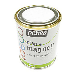 Pebeo Magnetic Paint Grey - 250ml