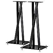 NORSTONE HILEROD SPEAKER STANDS (BLACK)
