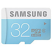 SAMSUNG 32GB STANDARD C6 MSDHC WITH ADP