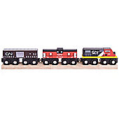 Bigjigs Rail BJT446 CN Train
