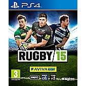 Rugby 2015 (PS4)