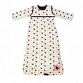 By Carla Little Birdie 2.5 Tog Long Sleeve Sleeping Bag (0-6 Months)