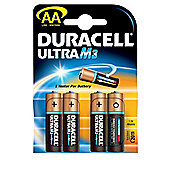 Maplin Duracell Ultra M3 Power Alkaline AA Batteries