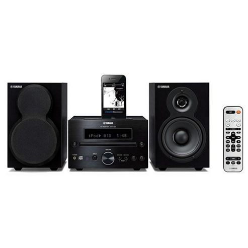 Yamaha AV Desktop Audio System Black