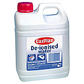 Carplan De-Ionised Water 2.5Ltr