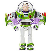 Toy Story Total Control Buzz Lightyear Deluxe Figure
