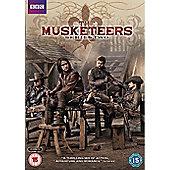 Musketeers Series 2 DVD
