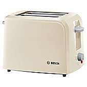 Bosch TAT3A017GB Village Toaster Cream