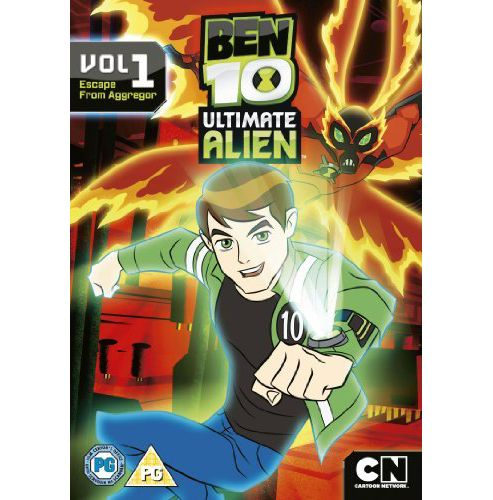 Ben 10:Ultimate Alien V1 (DVD Boxset)