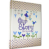 Our Story for my Son Memory Book