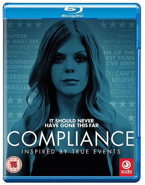 Compliance Blu Ray