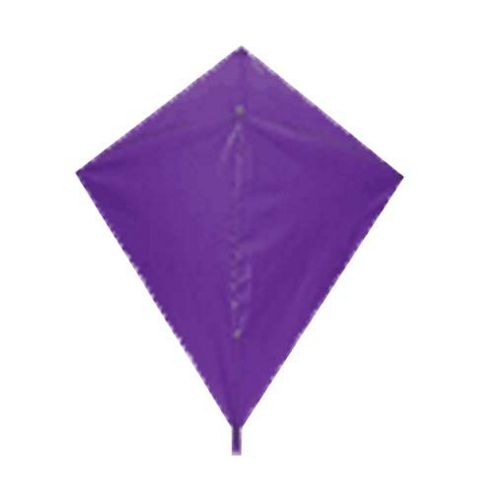 Classic Diamond Kite - Purple