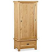 Alterton Furniture Pemberley Single Wardrobe
