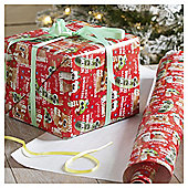 Humour Sprout Christmas Wrapping Paper, 4m