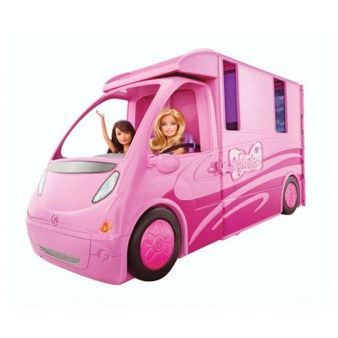 Barbie Sisters' Deluxe Camper Van