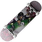 Voltage Shock Grab 2010 Complete Mini Skateboard
