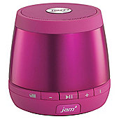 HMDX Jam Plus Wireless Bluetooth Speaker, HX-P240PK, Pink