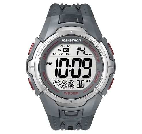 Timex Gents Marathon Digital Strap Watch T5K358