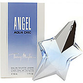 Thierry Mugler Angel Aqua Chic Eau de Toilette (EDT) 50ml Spray For Women