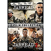 Jarhead/ Jarhead 2: Field Of Fire DVD