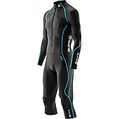 Skins A200 Thermal All-In-One-Suit - Black