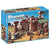 Playmobil Western Goldmine